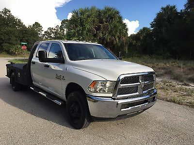 2013 Ram 3500 SLT 4x4 Crew Cab 172.4 in WB Chassis 2013 Ram Chassis 3500 SLT 4x4 Diesel Crew Cab 172.4