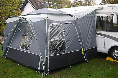Sunncamp Companion 350 Drive Away Awning RRP £446 200 - 290cm Connection Height