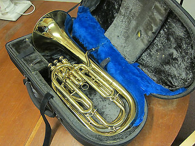 Courtois AC169 Baritone Horn - Lacquer (used instrument)