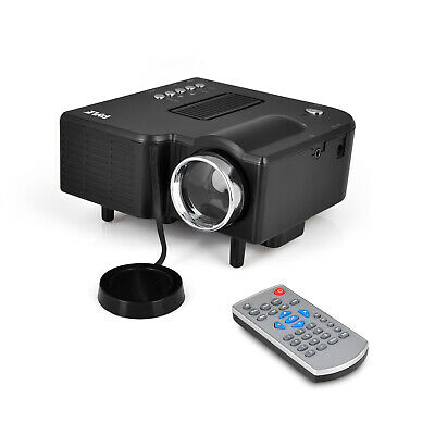 Pyle PRJG48 Mini Compact Pocket Projector, 1080p Support, USB/SD Card Reader