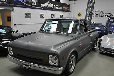 Historic 1968 CHEVROLET C10 STEPSIDE V8 PICK-UP  with 3 On The Floor