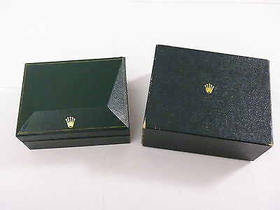 Vintage 1950-60's Rolex Triangle Top Watch Box Case - Very Rare!!!
