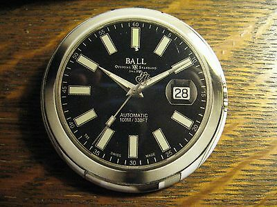 Ball Engineer II Marvelight Swiss Watch Advertisement Pocket Lipstick Mirror