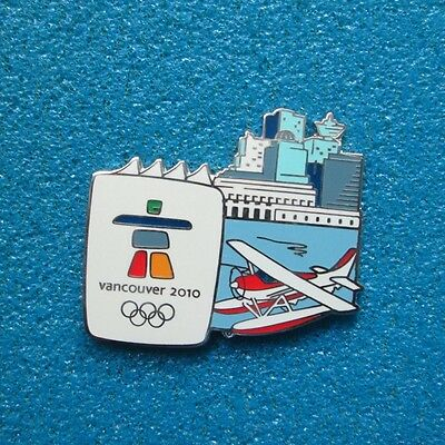 Vancouver  2010 Olympic Paralympic Winter Games  Pin # Ol-9
