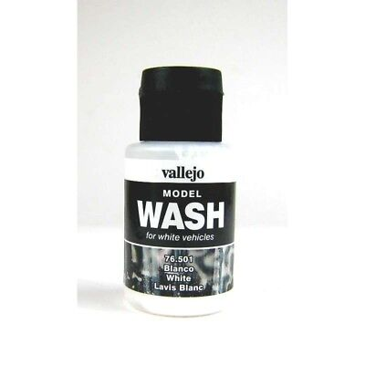 (12,54€/100ml) Vallejo Model Wash White Wash 35ml 76501 Farbe