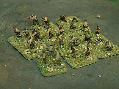 Painted Flames of War American Armored Recon Plt