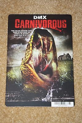 Collectible Carnivorous Mini Poster