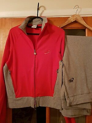 Nike Tracksuit Womens size 8-10