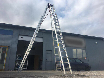 Camera ladder 5-7m with euromont for Film professional