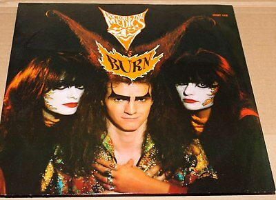 """Doctor and the Medics - Burn 12"""" (PS) (1984) - VGC"""