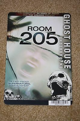 Collectible Room 205 Mini Poster