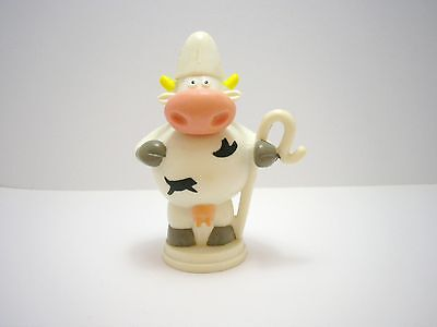 Solid rubber Chupa Chups Vatican Barcelona Cow collection action figure toy