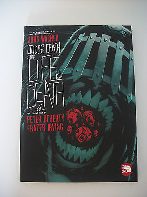 Judge Death The Life and Death Of...