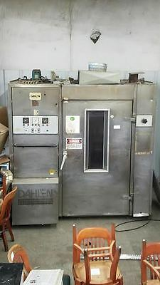 Dahlen Double Rack Bakery Ovens (Natural Gas) (Good Working Condition)