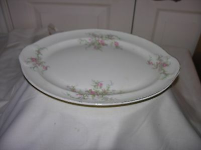 Taylor Smith and Taylor vintage serving platter