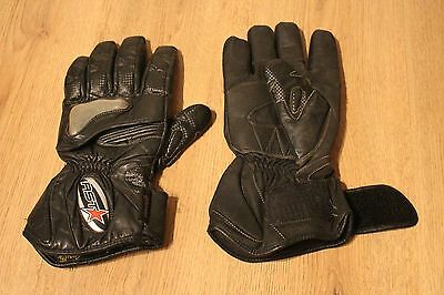 Rst Leather Motorcycle Gloves - Uk Xl