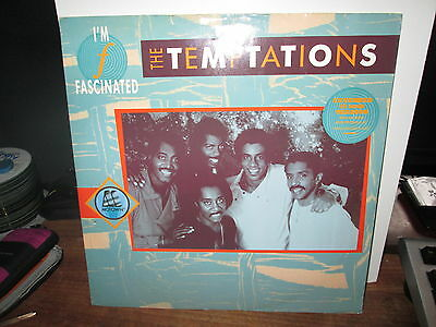 """The Temptations """" I'm Fascinated"""" Motown"""