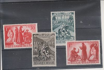 timbres belgique timbres neuf*