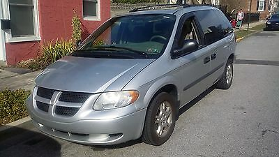 2003 Dodge Caravan SXT 2003 dodge caravan - good runner w/ new tires and brakes