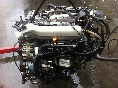 Skoda Octavia 4x4 1.8 20v Turbo Engine Code ARX With 68000 Miles