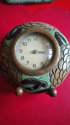 Old Deco style clock for spares or repairs