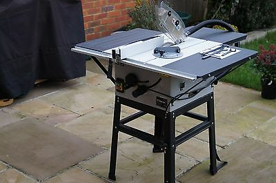 """SIP Trade 10"""" Table Saw & Stand"""