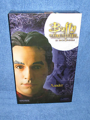 Sideshow Collectibles - Xander - Buffy the Vampire Slayer - 12 inch Figure