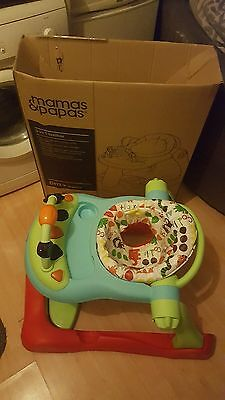mamas and papas 3 in 1 baby walker