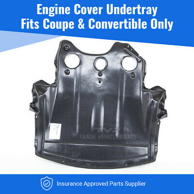 Bmw 3 Series E46 Coupe Convertible 1998-2005 Engine Cover Undertray Not M3 New