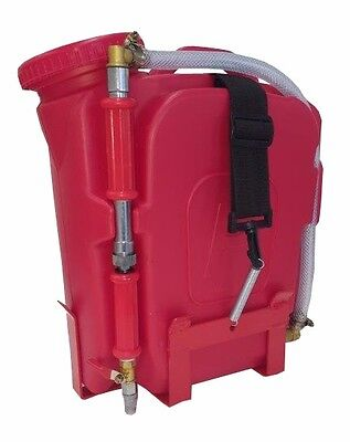 Fire Fighting Backpack Knapsack Water Sprayer 16 Litre with Bracket