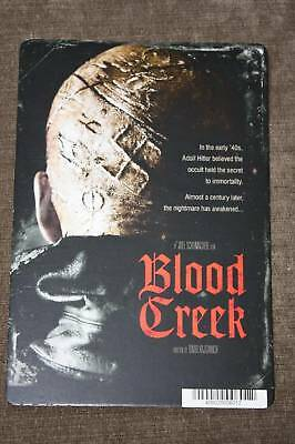 Collectible Blood Creek Mini Poster