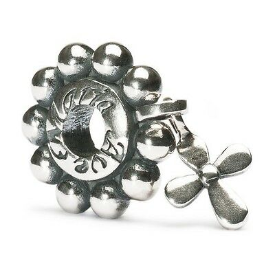 """Trollbeads GENUINE SSilver 925S LAA NEW! """"ROSARY"""" BEAD RRP$85 11364 - 50% OFF"""