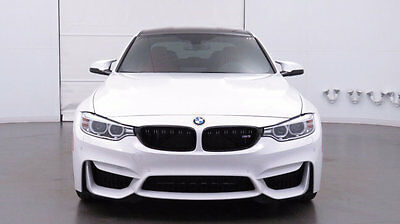 2017 BMW M3  2017 BMW M3, Alpine White, Low Miles, Loaded, One owner, Awesome Color Combo!!!