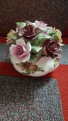 Royal Albert Old Country Roses Flowers
