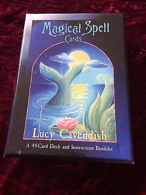 Magical Spell Cards (by Lucy Cavendish) - rare, out of print