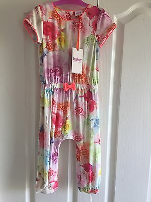 Ted Baker Baby Girls Playsuit /Jumpsuit. 18-24 Months. BNWT. Designer