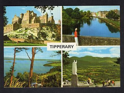 """TIPPERARY"" Multi View Postcard Ireland Tipperary"