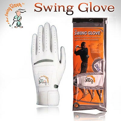 Dynamics Swing Glove - Golf Trainer, Mens, Left Hand (RH Player), Large, New