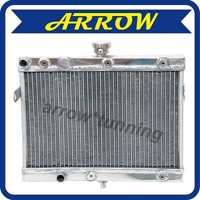 Aluminum Radiator For Suzuki King Quad 700 2005 2006 Brand New