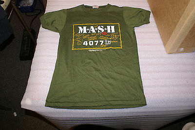 Vintage 1981 Mash TV Show T-Shirt Youth Large Womens Small 50/50 Thin