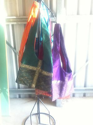 Wholesale Bulk Lot Of 12 Indian Shoulder Bags / Hippy / Market Sellers