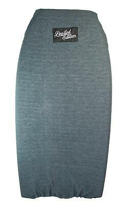 Limited Edition Stretch Bodyboard cover - Grey