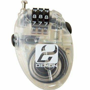 Demon Snow Mini Combination Lock DS2951