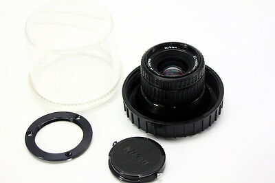 *NIKON EL NIKKOR 105MM F/5.6 Enlarging Lens. EX. coverage 120 negatives
