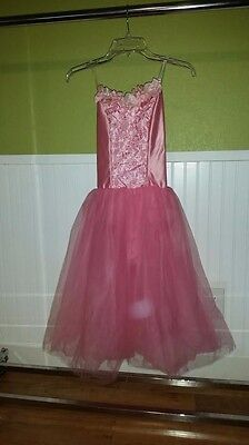 Pink Ballet/Dance Costume size M