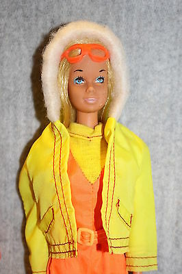 Barbie Mattel Vintage 1970's Rare The Sports Set Sun Valley #7806 Doll