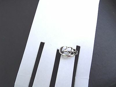 Vintage Ring 925S Silver By Eivind Hillestad Of Norway Signed