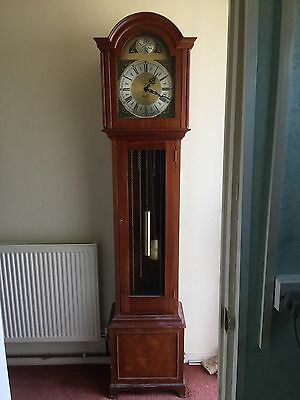 Grandfather Clock With Westminster Chime