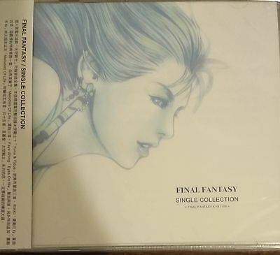 Final Fantasy Single Collection FF X/ IX/ VIII 1 CD