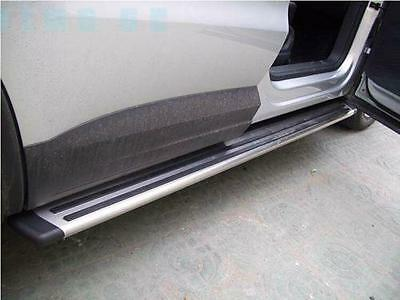 For  Tiguan 2010-15 stainless steel side step bar running board